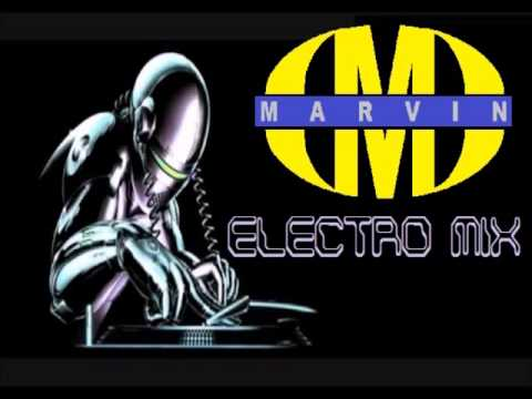 ELECTRO MIX Dj marvin