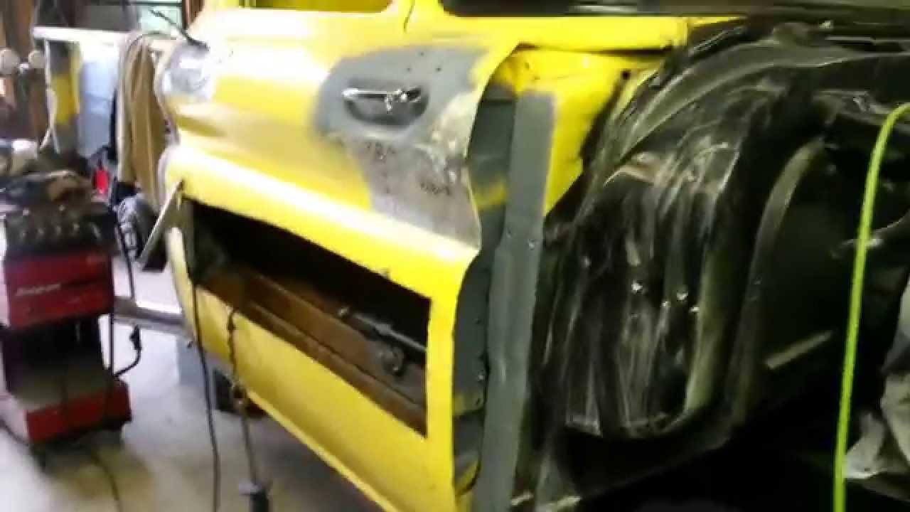 Suicide door engineering 1962 chevy c 10 stepside for 10 door truck