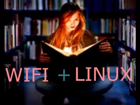 Como ligar WiFi por linha de comandos - Linux
