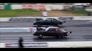 DRAG RACING: NO TIME AND/OR GRUDGE MATCH RACING