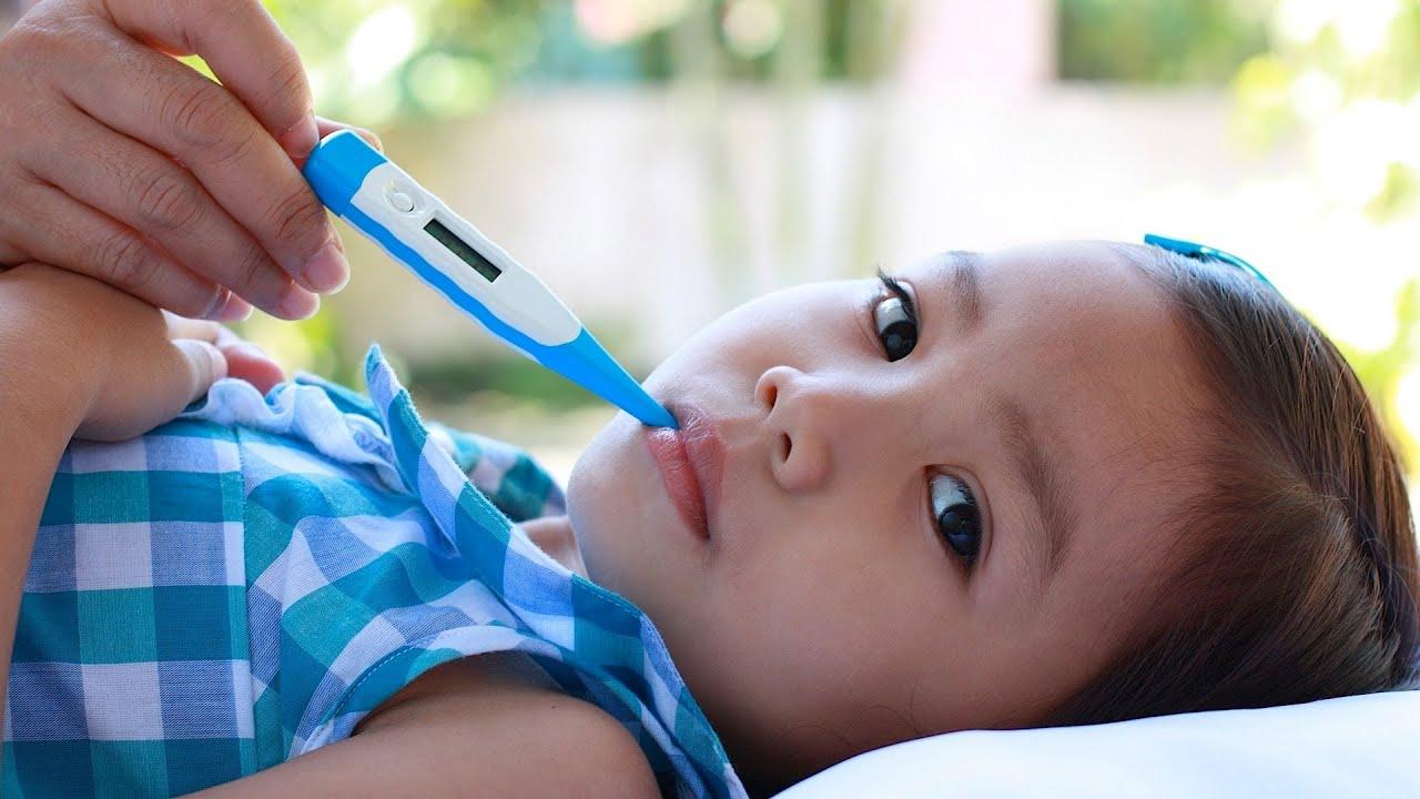 Image result for Febrile Seizures in Kids