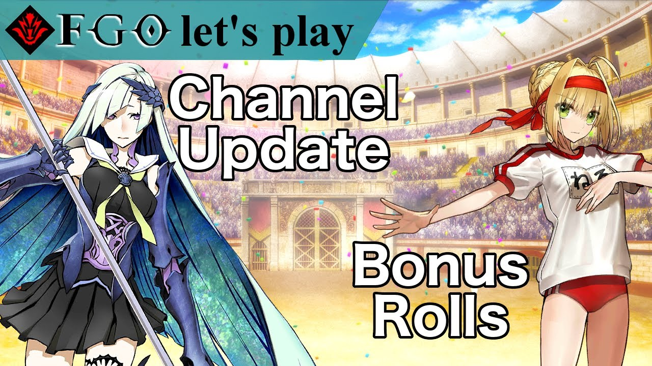 Rolling for Bryn and Nero | Fate/Grand Order NA