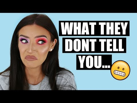 THE TRUTH ABOUT BEAUTY GURUS - WHAT THEY DON'T WANT YOU TO KNOW