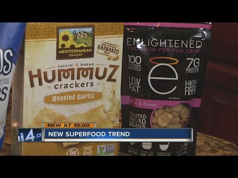 """""""Pulses"""" are the hottest trend in healthy food"""
