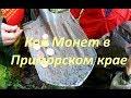 Коп Монет в Приморском Крае не далеко от Артема mp3