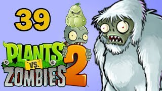 ч.39 Plants vs. Zombies 2 - Ancient Egypt - Yeti Event