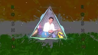 DJ ROSHAN  Lata Mangeshkar   Vande Mataram Rajesh Mix