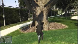 【GTA5】自転車で木登りに挑戦! thumbnail
