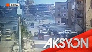 Pagsabog sa Syria