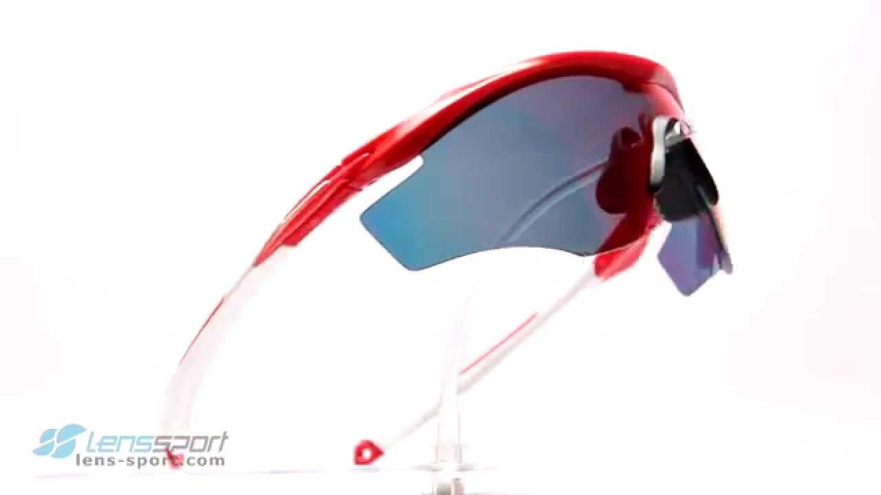 6a6d9f37ef5 Gafas deportivas Oakley M2 Frame Redline   Positive Red Iridium ...