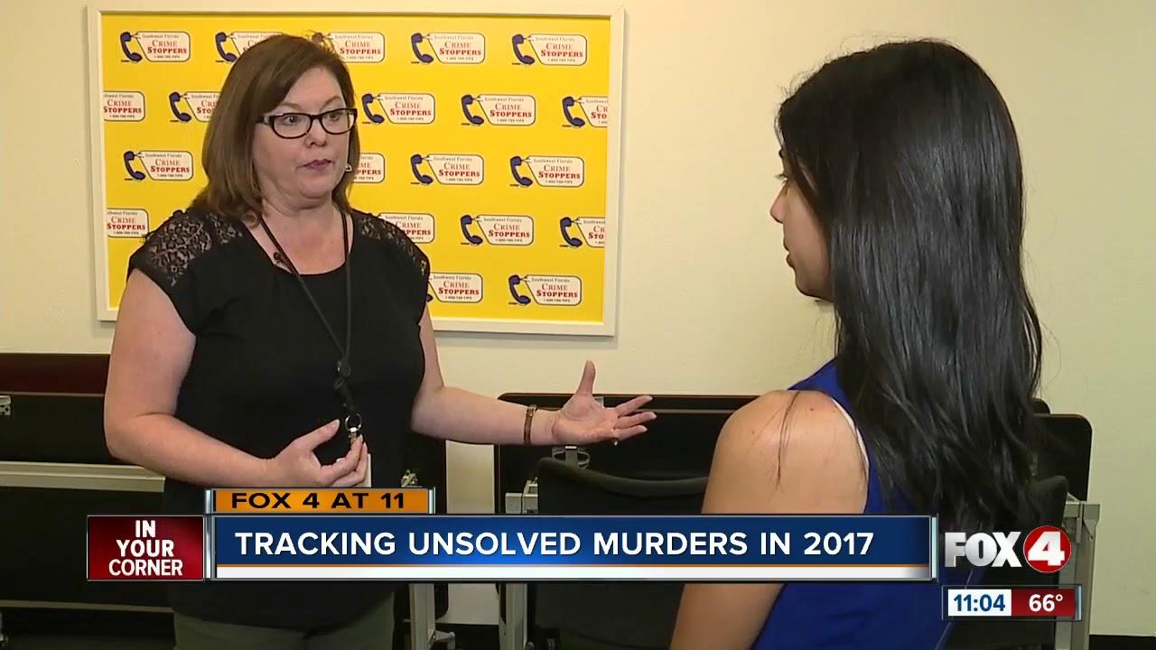Fort Myers murders decrease in 2017