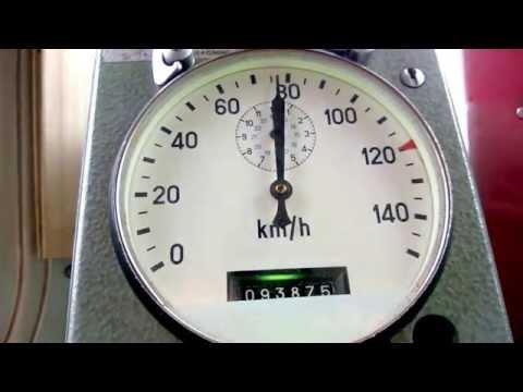 Hasler tachometer, Inlandsbanan Y1
