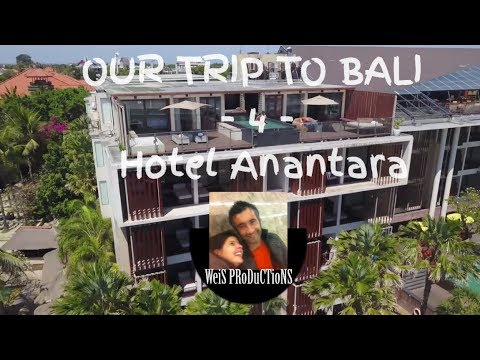 Seminyak Beach - Bali (at Anantara Hotel Suites and Penthous