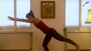 Afrodita - Core Training | Manhattan @Home