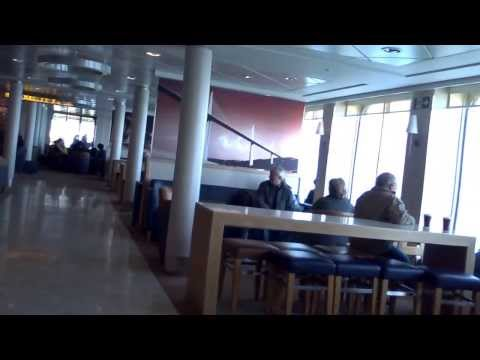 """From Dover to Calais - a walk inside the ferry """"Spirit of France"""""""