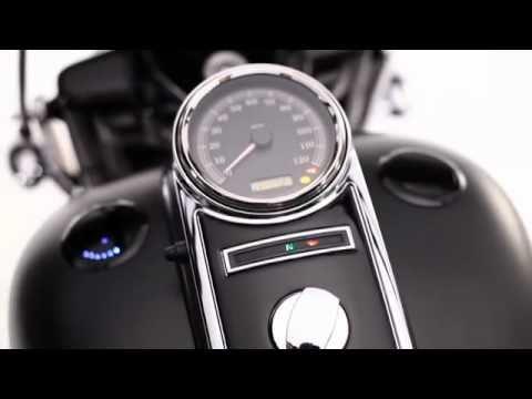 Harley Davidson Flush Mount Fuel Cap Demonstration From