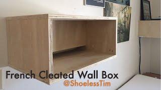 HFWW | French Cleat Wallbox