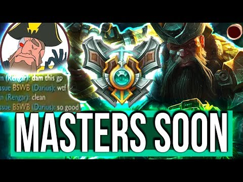 Tobias Fate - WE HAVE 3 DAYS TO GET TO MASTERS, GP ONLY TRYHARD | League of Legends