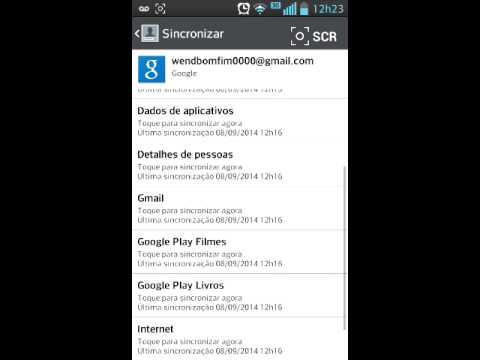 5c5bea4be Como resolver erro de autenticaçao do play.store - YouTube