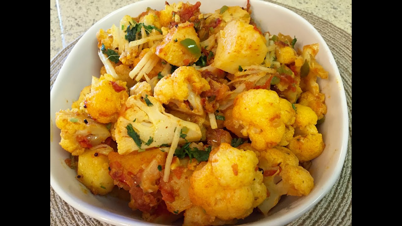 Image result for Impress,your,guests,this,weekend,with,restaurant,style,Aloo,Gobhi
