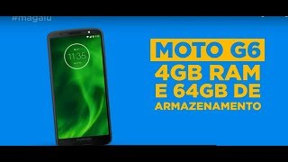 Smartphone Motorola Moto G6 64GB - Black Friday 2018  #blackfriday2018 #blackfriday #motog6