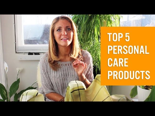 My Top 5 Personal Care Products