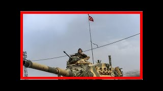 Turkey will stay in Syria until war-torn country holds elections, Erdogan says