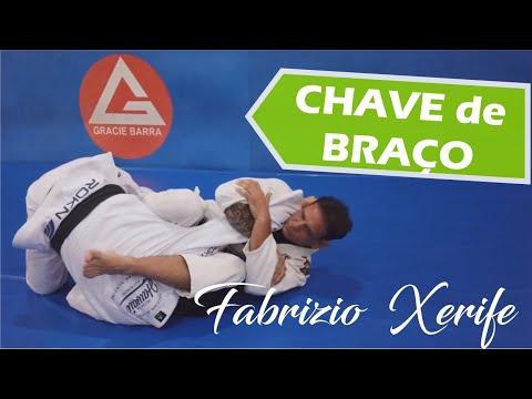 "CHAVE DE BRAÇO com Fabrizio ""Xerife"" - Jiu Jitsu - BJJCLUB"