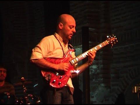 CHEMA VILCHEZ - JAZZ ROCK FUSION PROGRESSIVE GUITAR