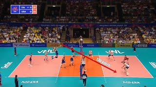 The Reason Why Ivan Zaytsev is the KING of Volleyball !!! (HD)