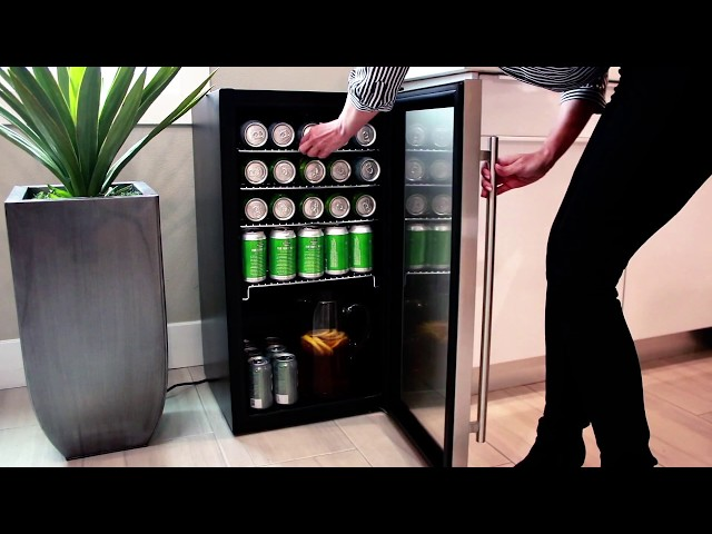 Whynter Beverage Refrigerators Featuring Model BR-130SB