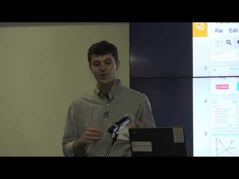 David Albert of Handy presents Marketplace Liquidity