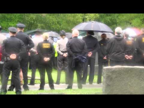FINAL FAREWELL TO FOREST ACRES POLICE OFFICER GREG ALIA