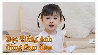 Học tiếng anh cùng Cam Cam | Gia Đình Cam Cam Vlog 52