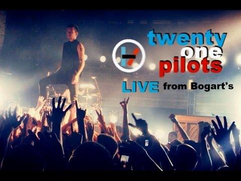 twenty | one | pilots: Live at Bogart's 2013