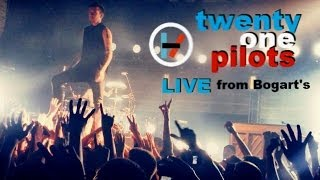twenty | one | pilots: Live at Bogart
