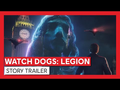 Watch Dogs: Legion – Story Trailer