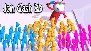 Join Clash 3D Gameplay Walkthrough Part 1 (ios,Android)