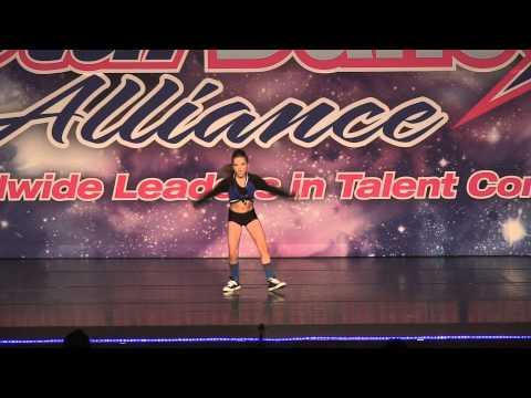 2015 National Junior Miss Starpower - Summer Wolfe, Age 11 - Bang, Bang