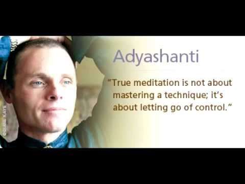 Adyashanti - Question about working with people in pain