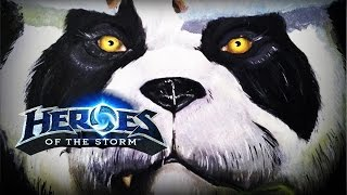 ♥ Heroes of the Storm (Gameplay) - Chen, Nonsensical Nonsense (HoTs Quick Match)