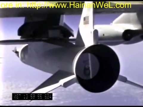 U S  hypersonic missile X 51A Waverider  Гиперзвуковая ракета X 51A Waverider