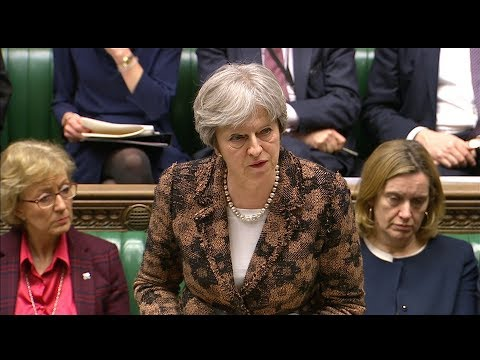 \'Highly likely\' Russia responsible for poisoning of spy Sergei Skripal, Theresa May says | ITV News
