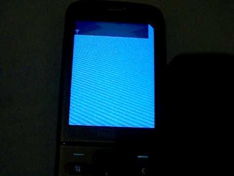 Nokia 6710 Navigator com defeito