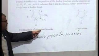 Lecture 2: Chapter 1 Nomenclature of fused heterocyclic compounds