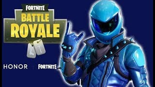 HOW TO GET THE NEW EXCLUSIVE HONOR SKIN ! FORTNITE REAL ITA BATTLE
