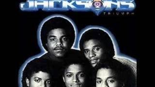 The Jacksons Walk Right Now