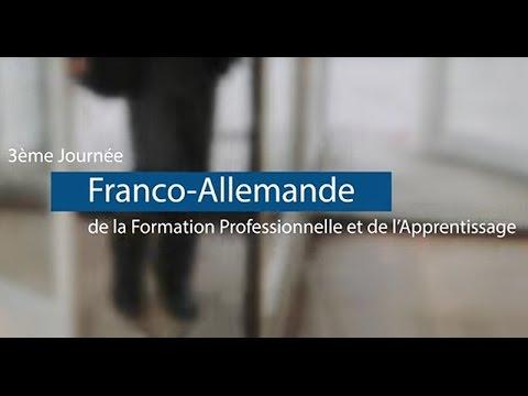 Deutsch-Französischer Berufsbildungstag - Journée Franco-Allemande