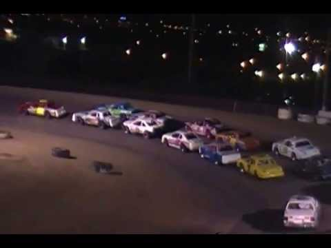 Texas Thunder Speedway, I98 video