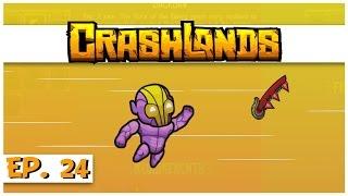 Crashlands - Ep. 24 - Back Into the Bawg! - Let's Play Crashlands Gameplay